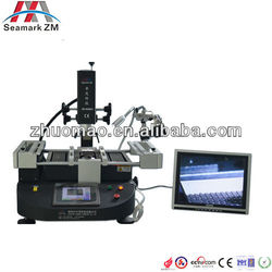 ZM-R5860C auto repair equipment with a Camera and a monitor disc repair machine
