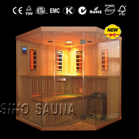 2014 new designed outdoor sauna steam room