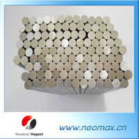 Alnico rod magnets