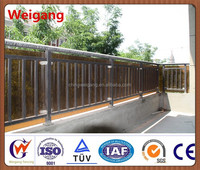 Galvanized steel balcony baluster with low prices