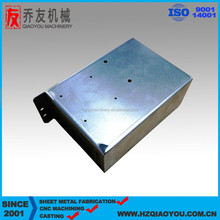 China OEM Sheet Metal bending parts for medical equipment