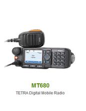 Hytera TETRA Digital Car Two Way Interphone MT680