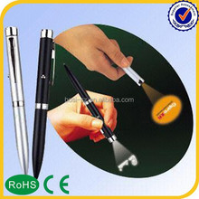 2015 promotion gifts for advertising laser logo projector pen