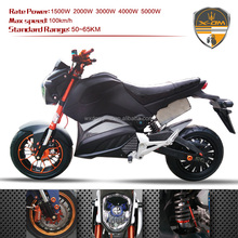 High Power Adult Two Wheel Electric Motorcycle