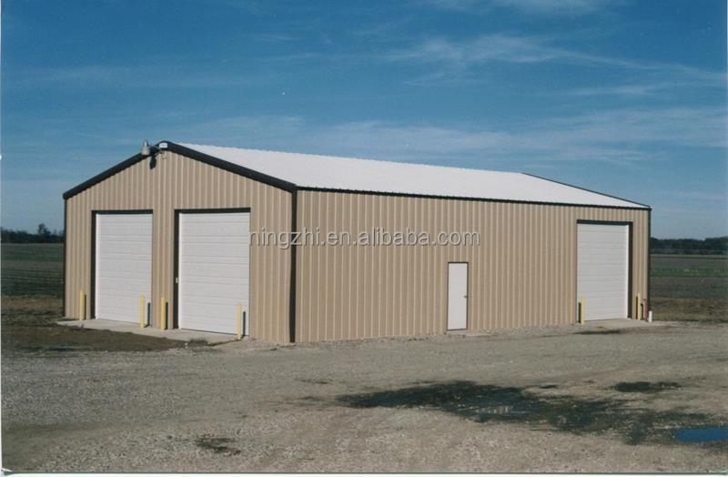 Modular Building Carports Garage Kits Gable Roof Portable