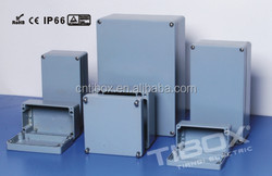durable industrial standard aluminum extrusion electrical enclosure