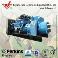 480kw Diesel Generating Set with Per kins Engine