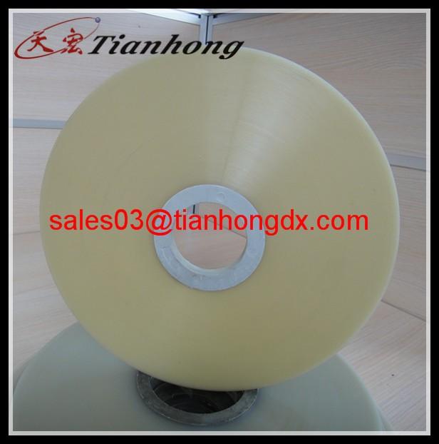 heat temperature PET polyester film transparent