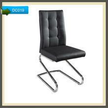 venta al por mayor silla plástica silla de madera silla de oficina muebles de comedor DC019