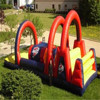 naughty boy inflatable obstacle for sale