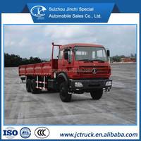 North Benz 6X6 10 wheeler tractor truck