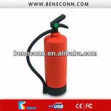 pvc fire extinguisher usb flash memory