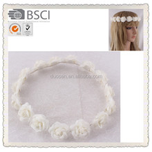 Unquie style flower garland for wedding,cute young garland