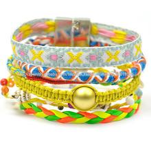 hippie pulsera