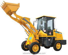 farm equipment with grass grab ,log grab,well made in china