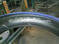 China natural rubber motorcycle tire and tube 225/250-14