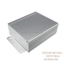 aluminum amplifier enclosure,handheld game console enclosure prototype,extruded aluminum enclosure profie