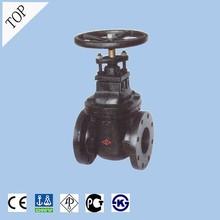 API dn150 cast iron non rising stem 125lb gate valve brand
