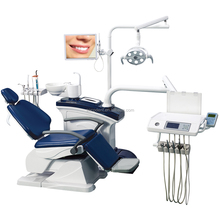 dental three fold type /confident dental chair price/hot selling dental chair