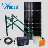 5years warranty 1KW 2KW 3KW 5KW 10KW on grid/off grid solar system for home