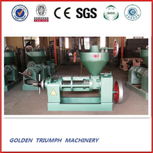 high quality easy operate sunflower oil press machine with CE certificate