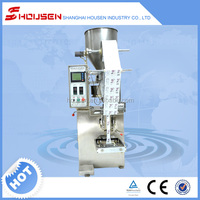 Small scale packaging Certified fully automatic rice/beans packaging machine