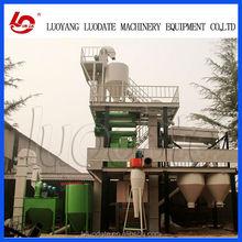 Automatic high profit wood pellet production line