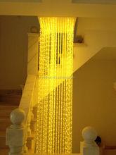 fiber optic fabric lavender curtains ready made curtain