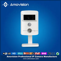 QF501 cctv alarm pir camera system set 720p viewerframe mode ip alarm pir camera alarm pir camera