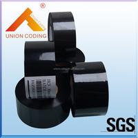 Black 30mm Width 120M Length ink roll coding ribbon foil