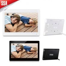 14 inch High resolution digital photo frame with full function AD playing 16:9