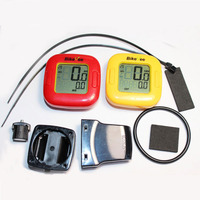 Wireless Bicycle Computer Speed Meter Power Meter Odometer & Thermometer