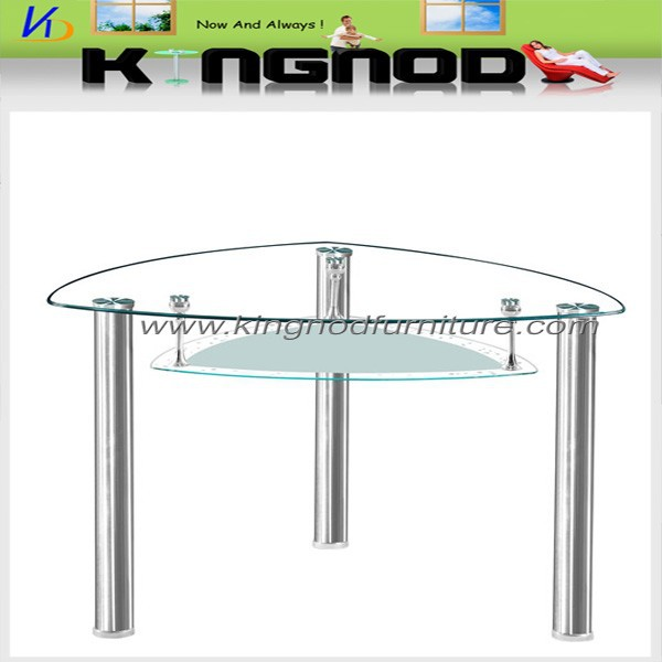 Wholesale High Quality Triangle Glass Dining Table Buy