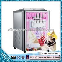 famoso helado hacer equipos para uso comercial