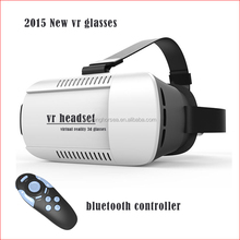 Best virtual reality brand VR Greatpower 3d VR Glasses for 3.5-6inch smartphone