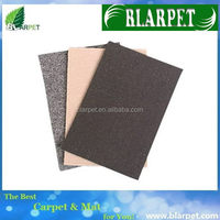 Designer branded custom printed car floor mat