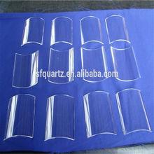 arch quartz plate
