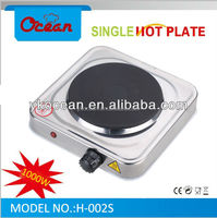 hot plate electric single stove Stainless steel cooking plate