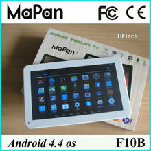 smart tablets 10inch ram1gb rom 8gb memory/android 4.4 tablet pc buy direct from china