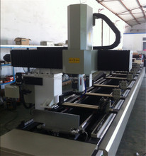 OEM service Cnc machining center for aluminum profile