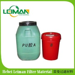 Made in china Polyurethane adhesive for air filter PU glue manufacturer for truck / car /bus air filter