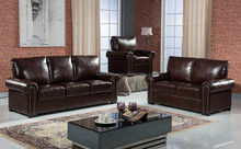 Modern Living Room Furniture PU/PVC Leisure Sofa 1+2+3 In Very Good Price