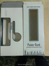 Portable Power Bank Perfume Power Bank