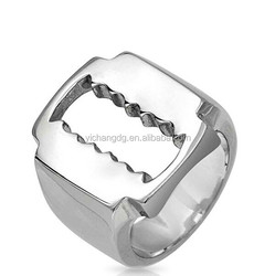 high quality 925 silver ring for men, fashion jewelry big ring