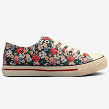 estilo California calzado de moda para mujeres , lona de niña 36-42 jovenes