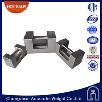 OIML F1 F2 M1 class 20kg test weight, calibration weights 20kg, medical laboratory equipment