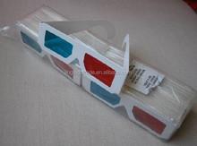 picture porn cheap paper 3d glasses/linear 3D glasses /paper 3D glasses