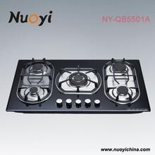 kitchen appliances 5 burner portable gas stove