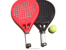 Yedo High Quality EVA Foam Beach Tennis Racket , Durable carbon fiber beach racket