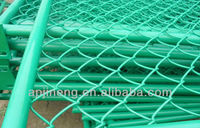AP factory hot sales low price green welded wire mesh for fence